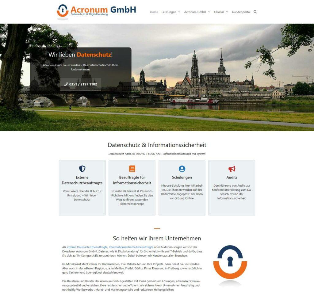 Acronum GmbH Dresden