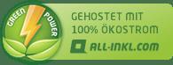 All-Inkl. - Hosting mit 100% Ökostrom