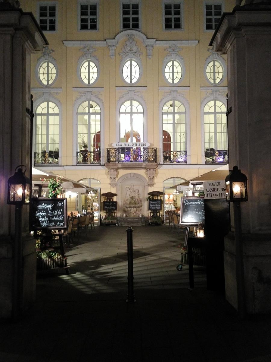 Dresden - Pulverturm