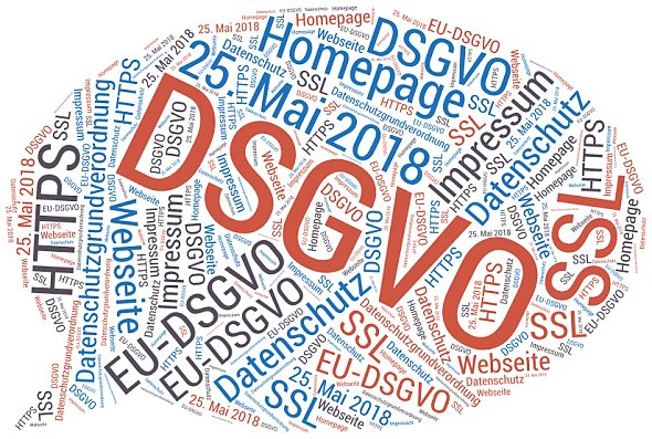 Umsetzung: Datenschutz-Grundverordnung (DSGVO) für Unternehmenswebseiten