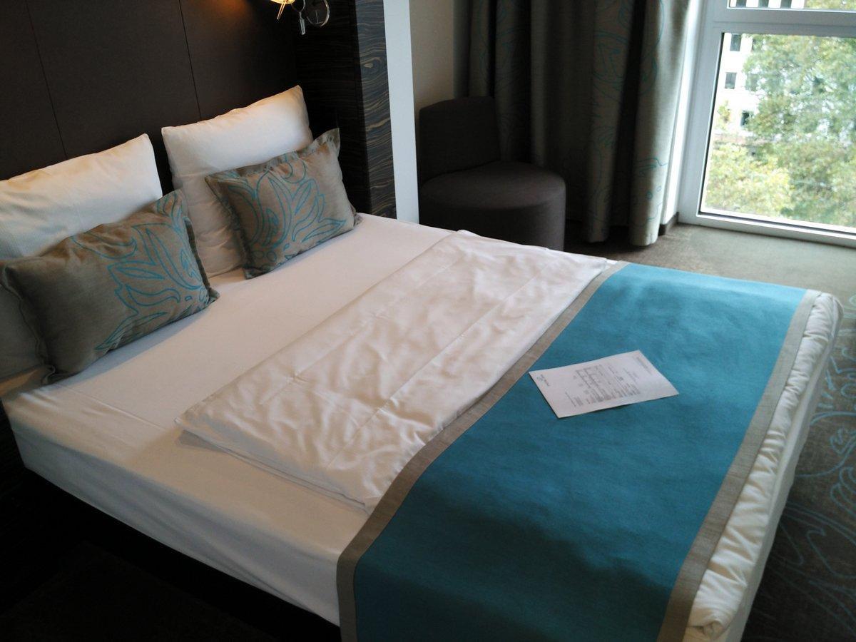 Zimmer Motel One in Köln Waidmarkt