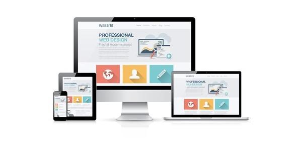 Responsive Webdesign, Website passt sich an das jeweilige Endgerät an