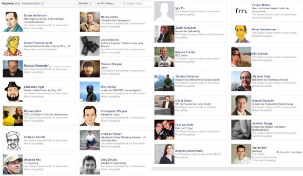 Facebookgruppe: OMTalk Uckermark 2015 Teilnehmer