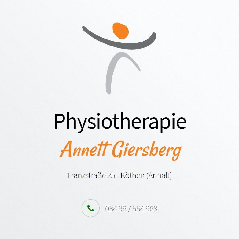 Physiotherapie Giersberg