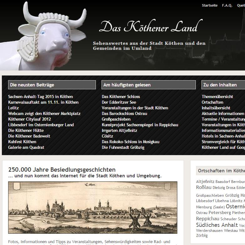Portfolio: Köthener Land