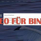 SEO für Bing
