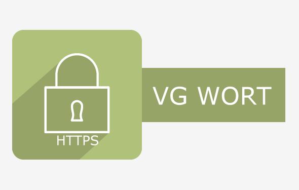 VG Wort unter HTTPS einbinden