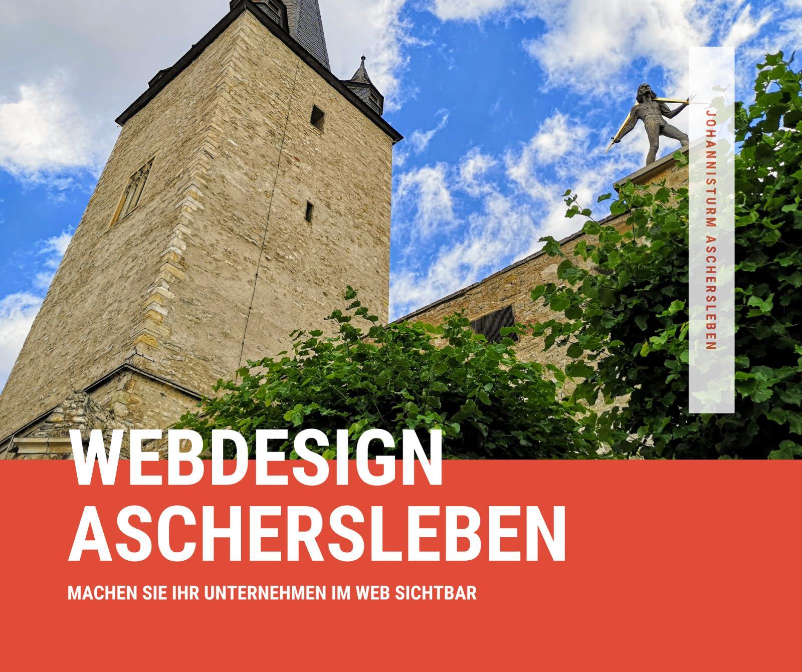Webdesign Aschersleben