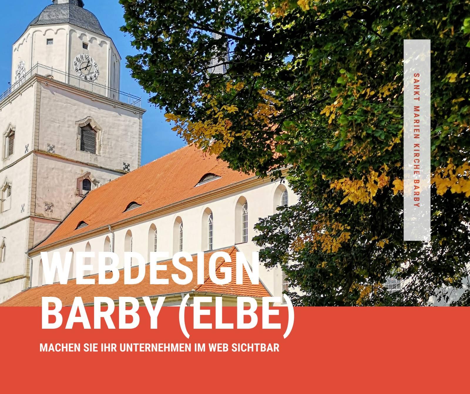 Webdesign Barby