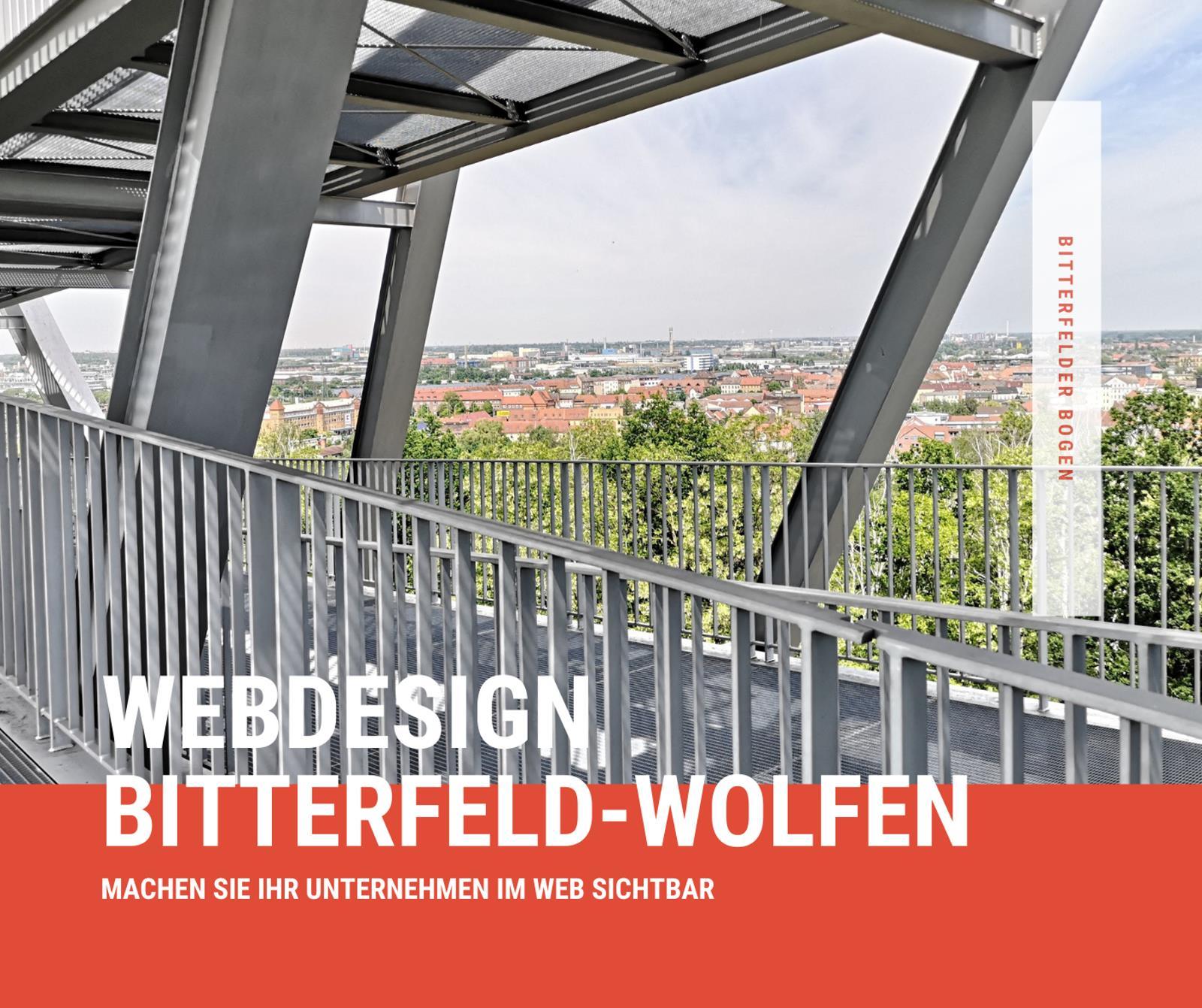 Webdesign Bitterfeld-Wolfen