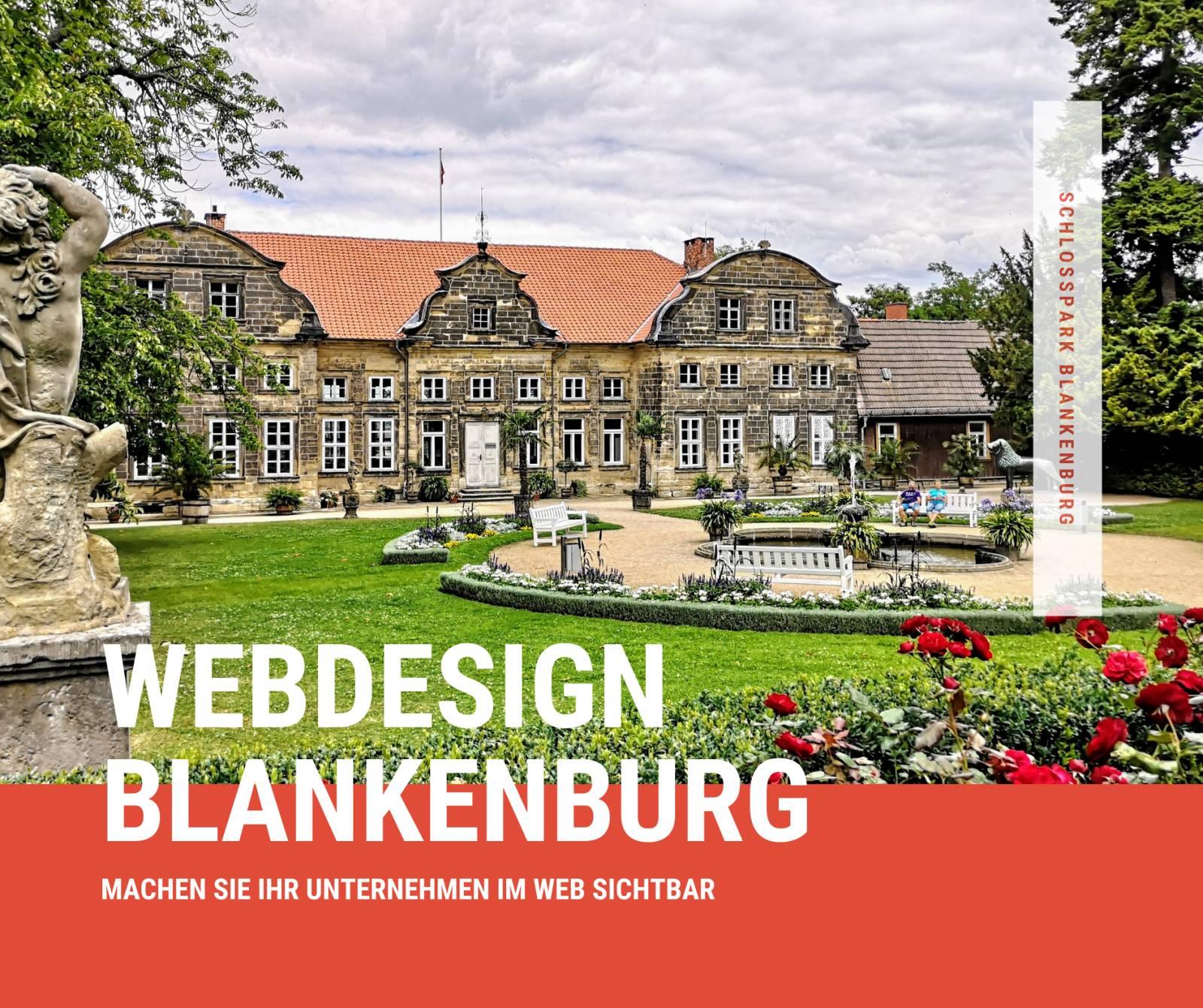 Webdesign Blankenburg