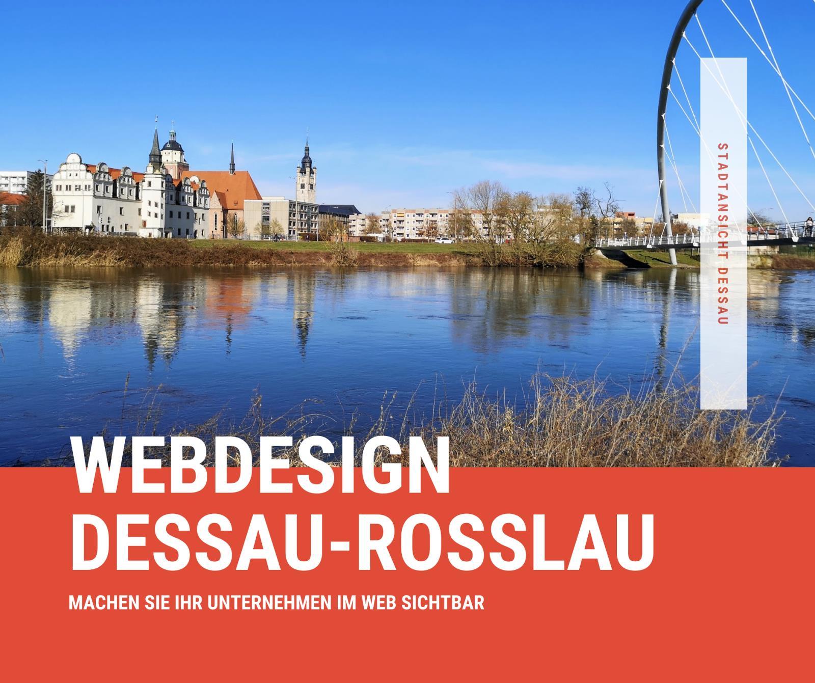 Webdesign Dessau-Roßlau