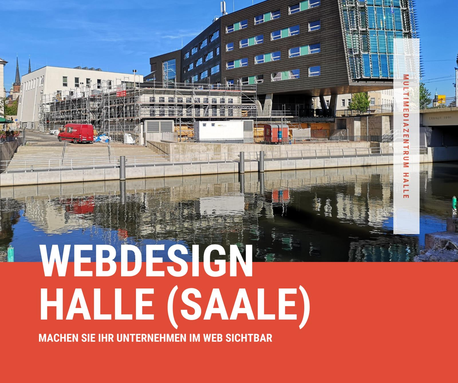 Webdesign Halle