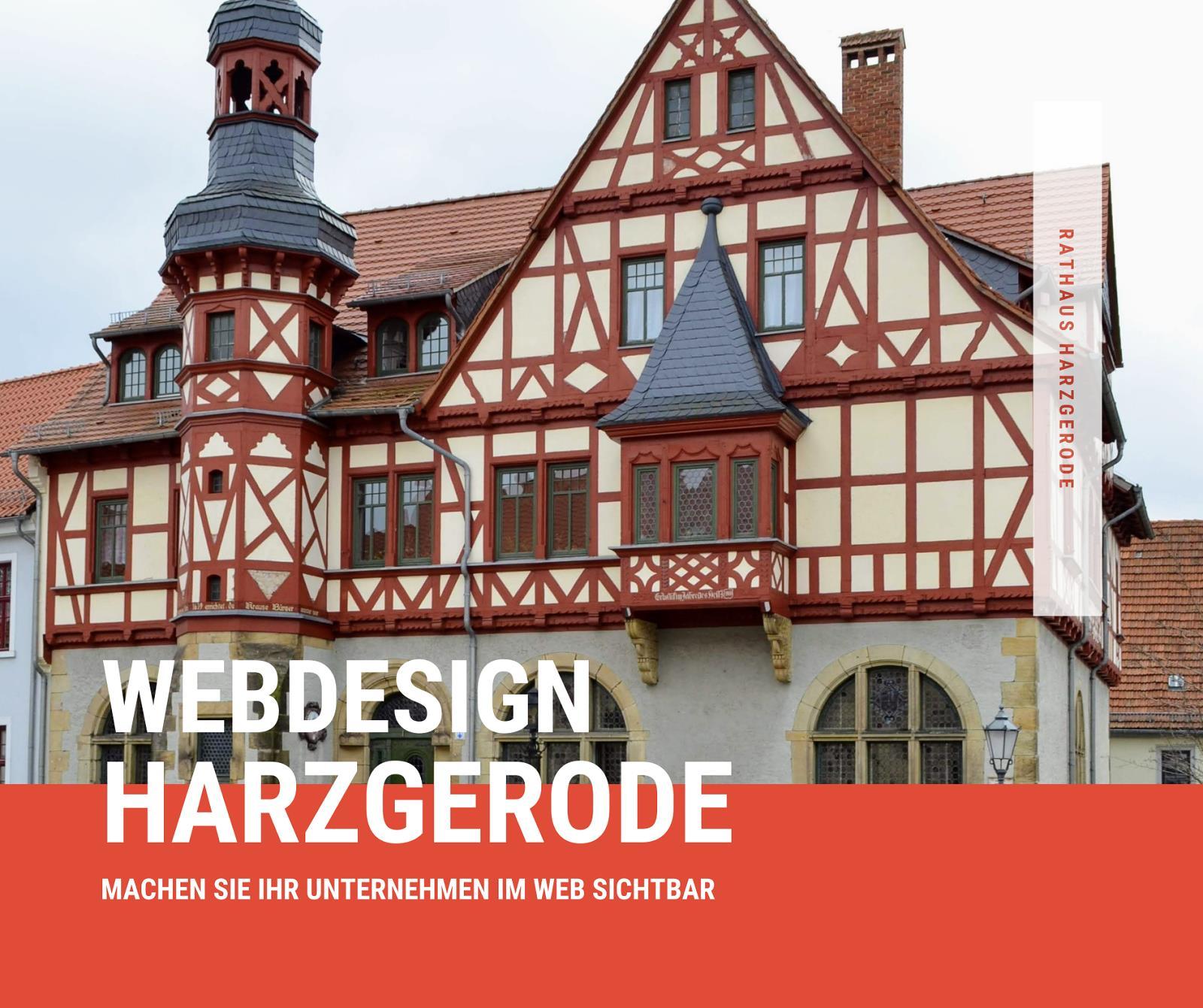 Webdesign Harzgerode