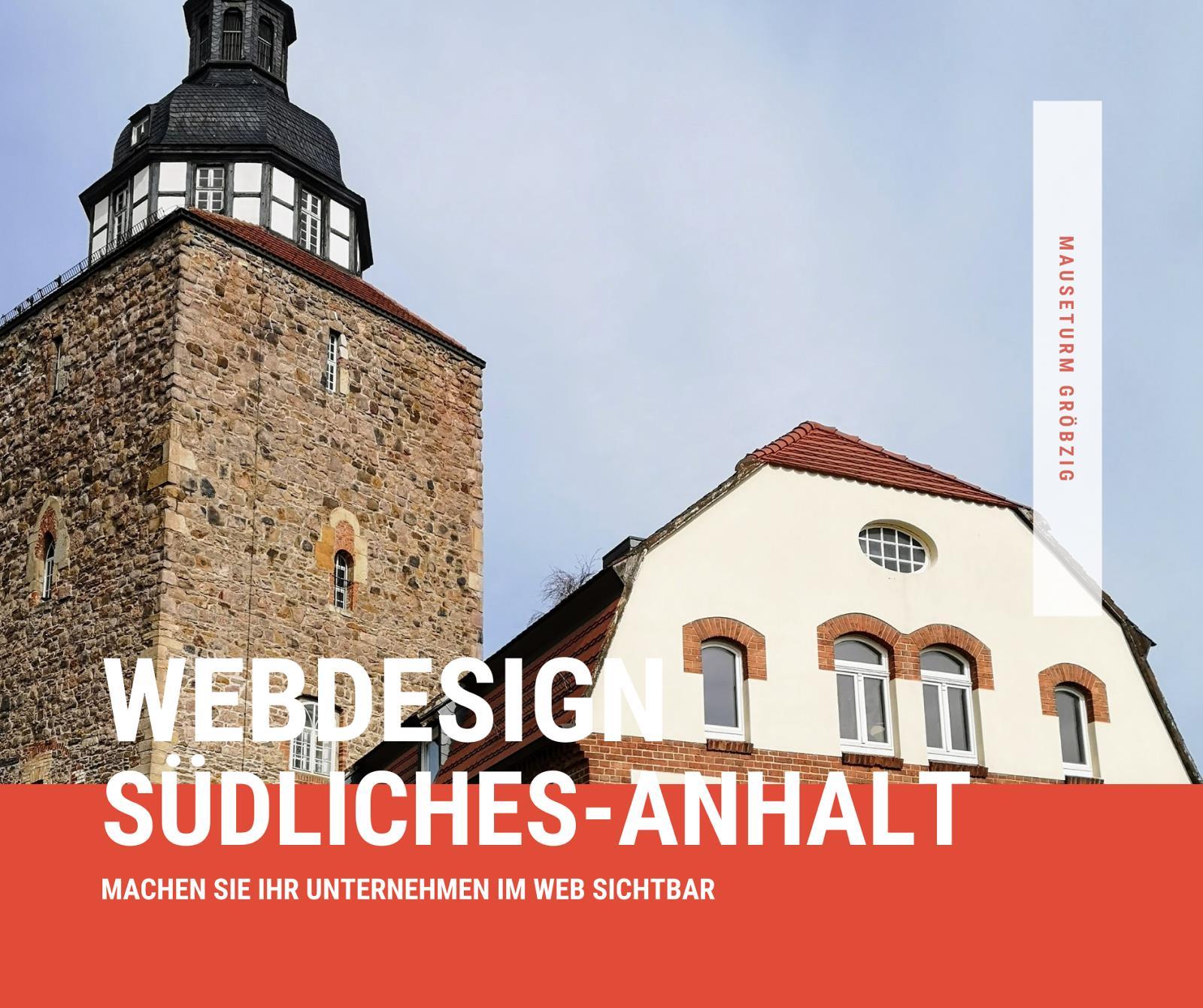Webdesign Südliches Anhalt