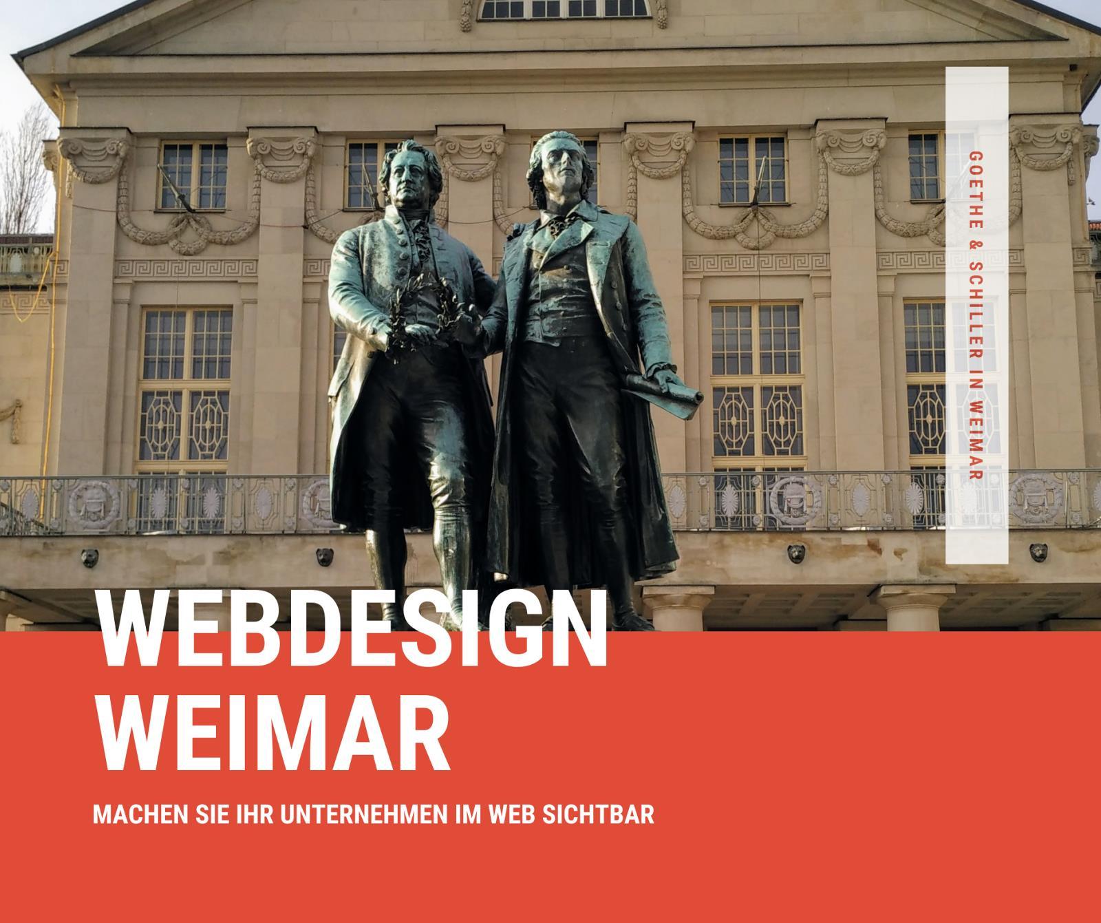 Webdesign Weimar