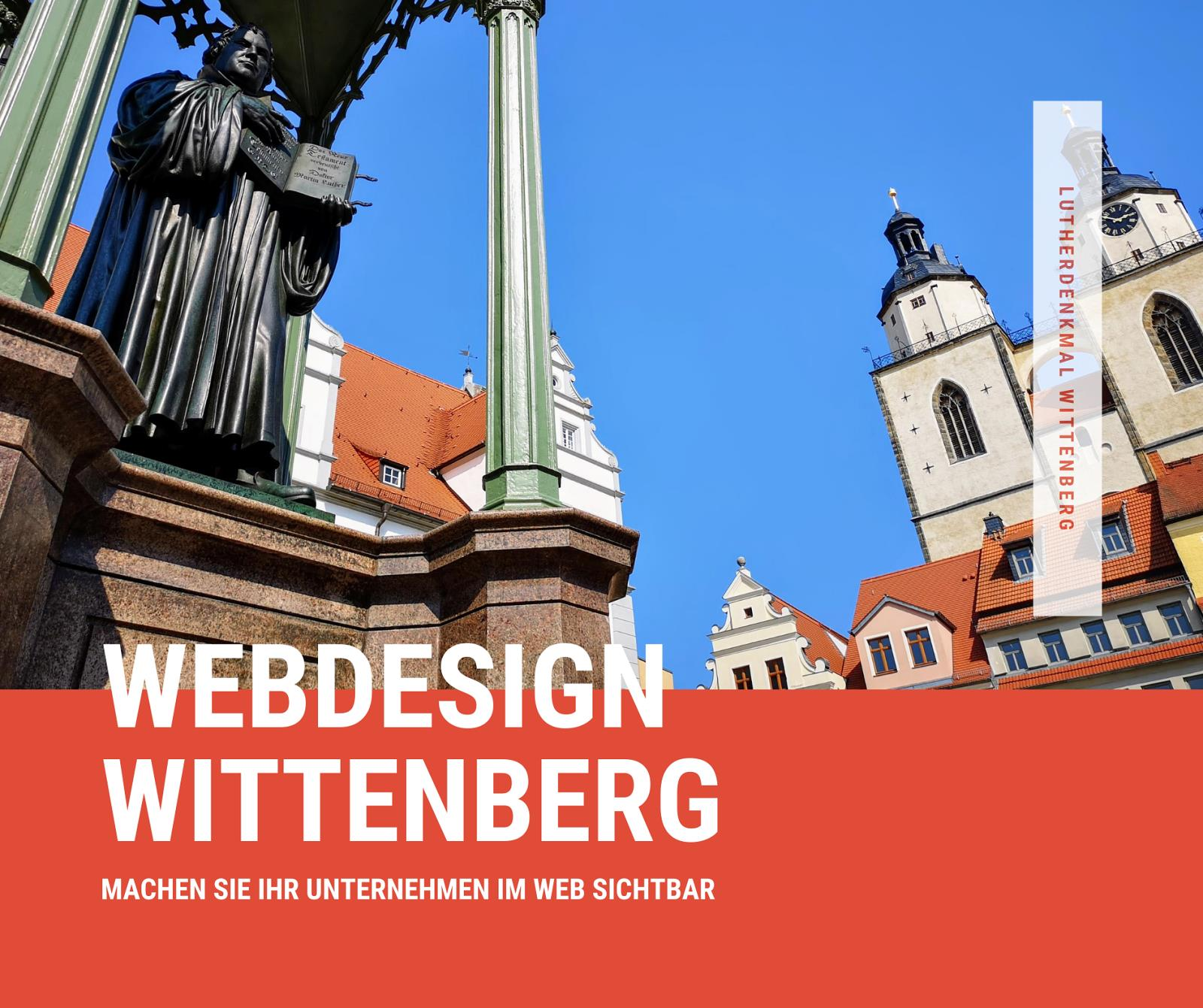 Webdesign Wittenberg
