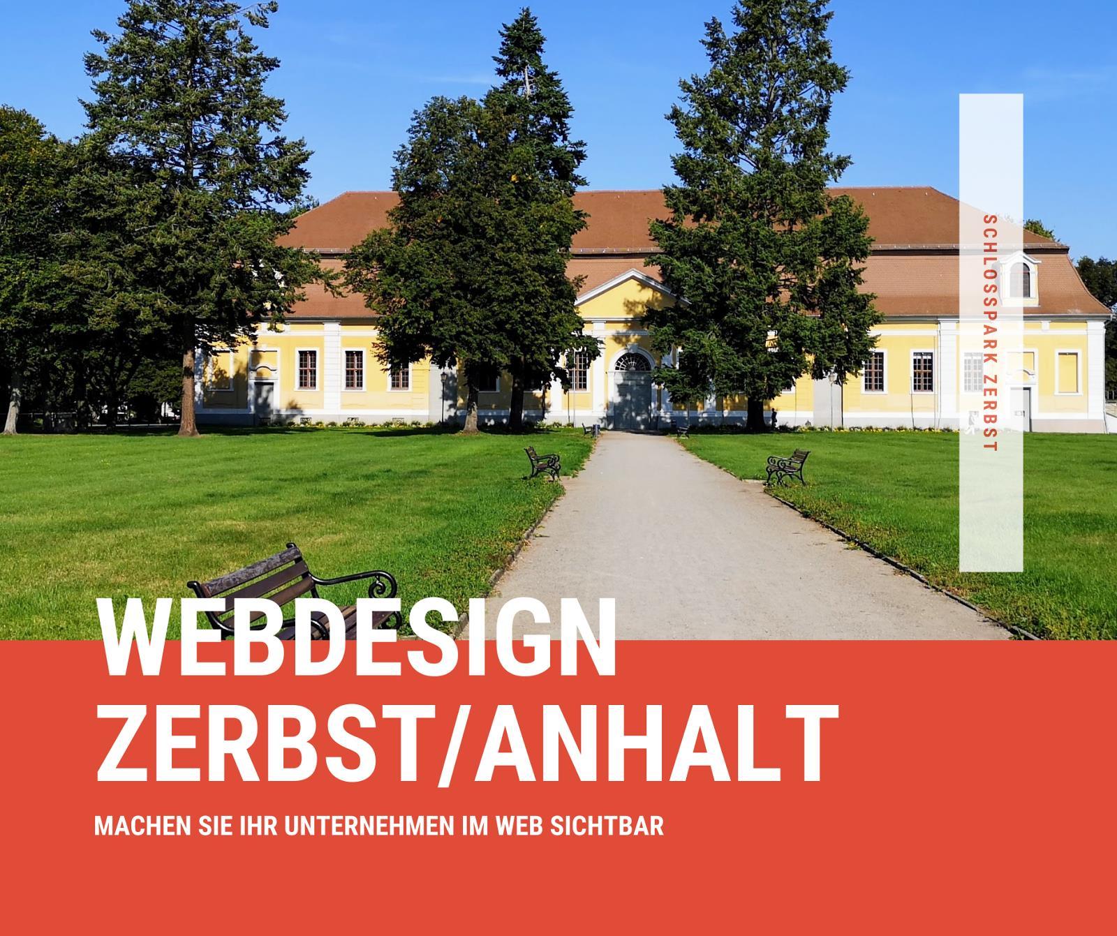 Webdesign Zerbst