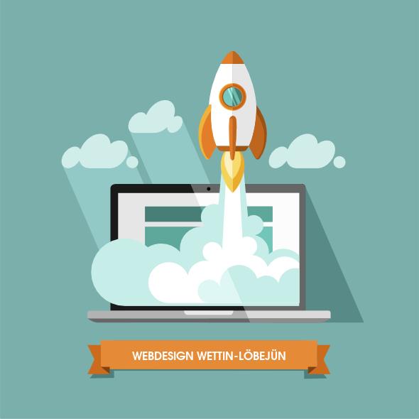 Webdesign Wettin-Löbejün